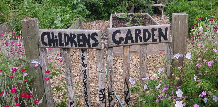 Comment aménager un jardin pour vos enfants ?