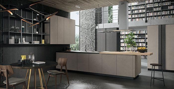 Aménager une cuisine moderne dans un style industriel