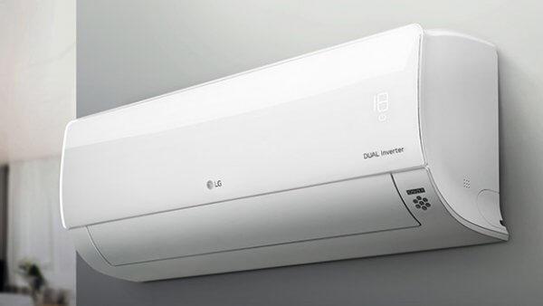 Zoom sur le climatiseur à technologie inverter