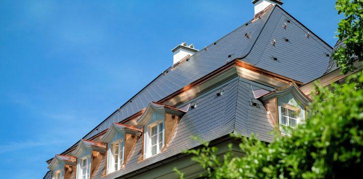 Les zingueries sur le toit