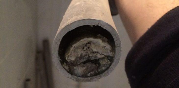Bouchons de canalisation : le nettoyage comme ultime solution